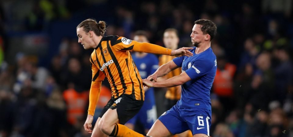 Chelsea fans react to Danny Drinkwater's display in Hull City win
