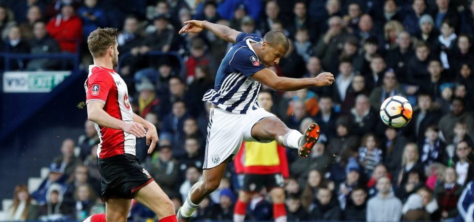 Tottenham fans do not want Rondon this summer