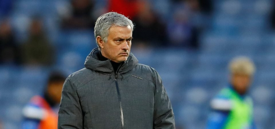 Revealed: 56% of Man United fans want Mourinho to stick with 4-3-3 for Chelsea clash