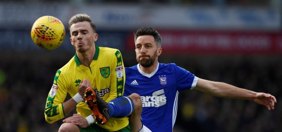 West Ham fans react to James Maddison's latest Norwich City display