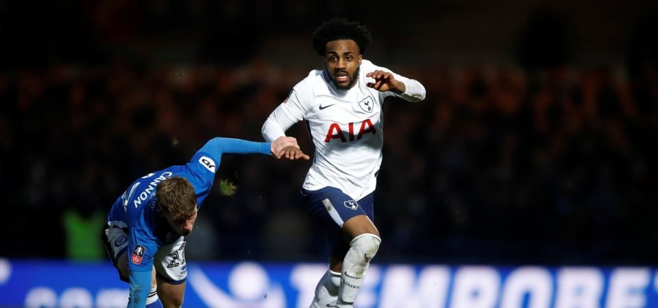 Everton interested in £40m swoop for Danny Rose, Tottenham Hotspur fans react