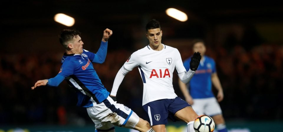 Tottenham fans are still unconvinced with Lamela after hard fought victory