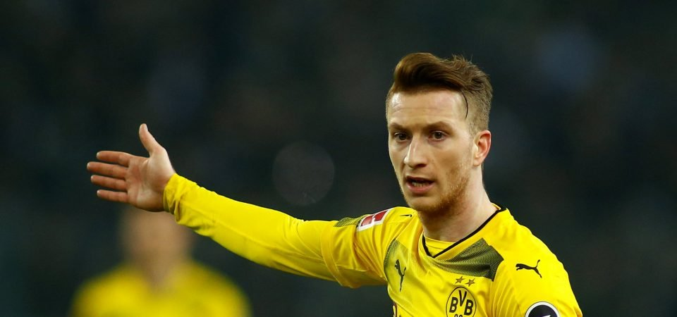 Liverpool fans urge club to sign Marco Reus after latest Borussia Dortmund display