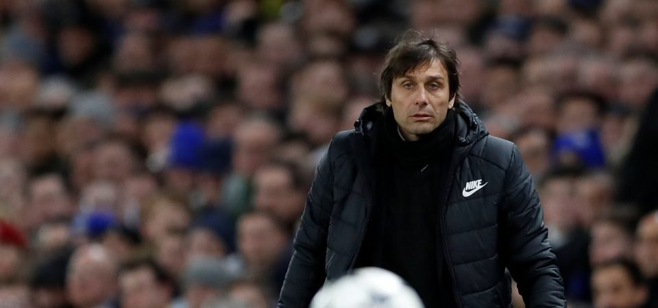 Chelsea fans not satisfied with Conte's pre-match claims ahead of Barcelona clash