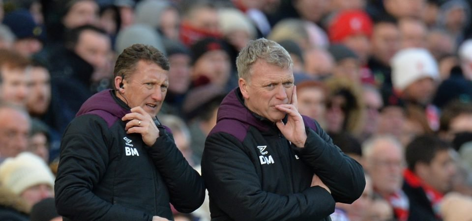 Two big changes David Moyes must make to his West Ham XI vs Burnley