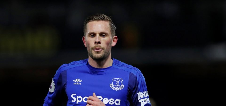 Everton fans react as Gylfi Sigurdsson could miss rest of the season with knee injury