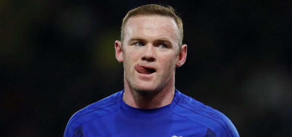 Revealed: 75% of Everton fans want to see Rooney leave this summer