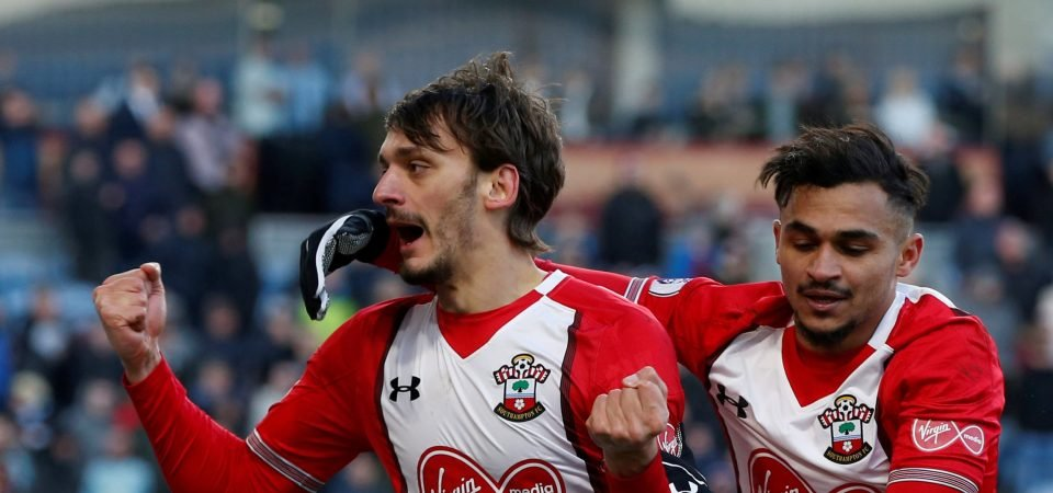 Southampton fans want to see Gabbiadini start with Carrillo next week