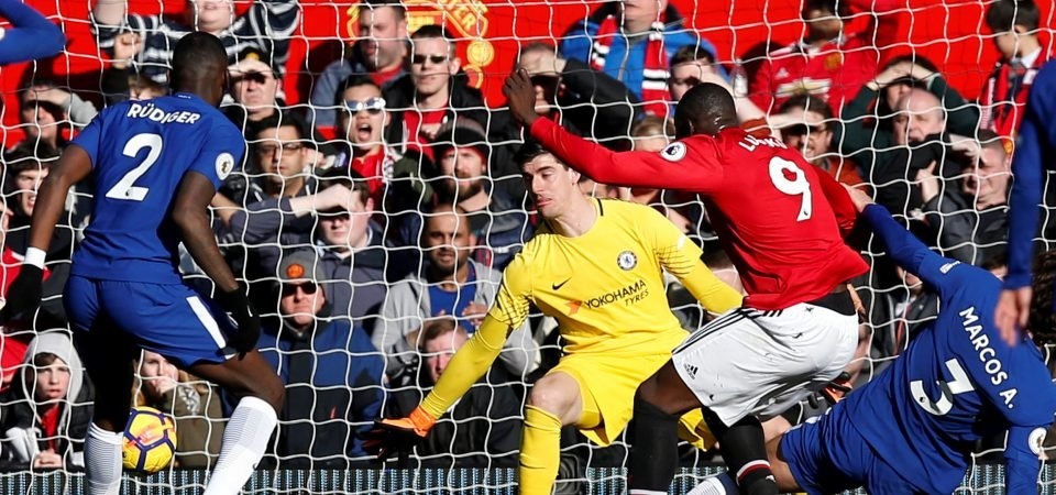 Man United fans are delighted as Romelu Lukaku delivers on the big stage