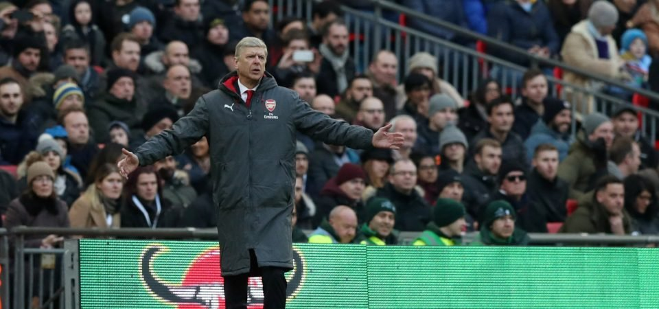 Arsenal fans tell Arsene Wenger which formation he must use against Brighton