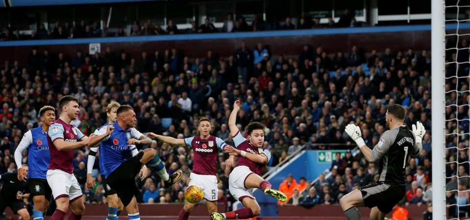 Aston Villa fans delighted to hear O'Hare is in squad for weekend action