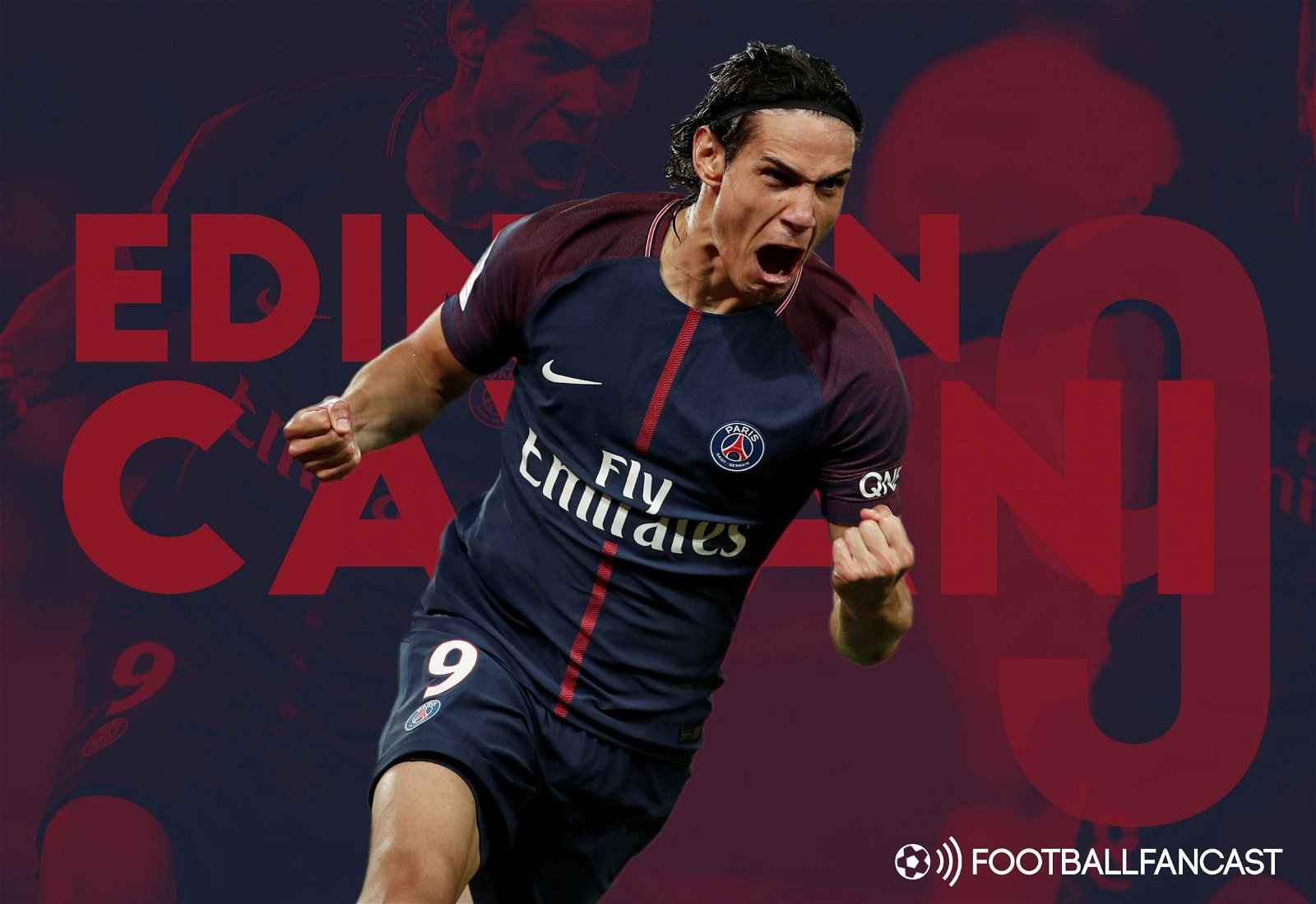 Player Zone: Edinson Cavani's unlikely similarity to Mohamed Salah