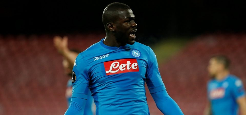 Arsenal target summer move for Koulibaly