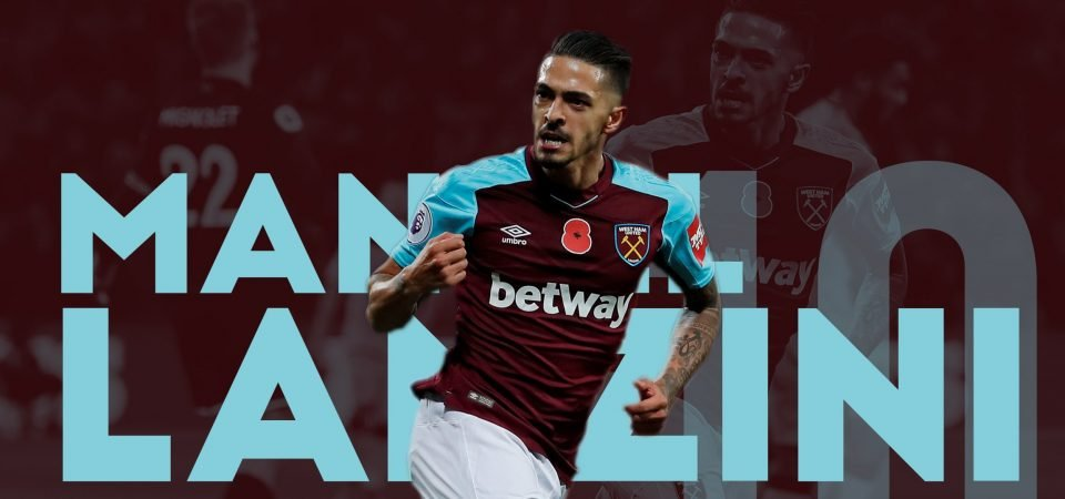 Player Zone: Form vs Big Six suggests Lanzini is ready to take the next step