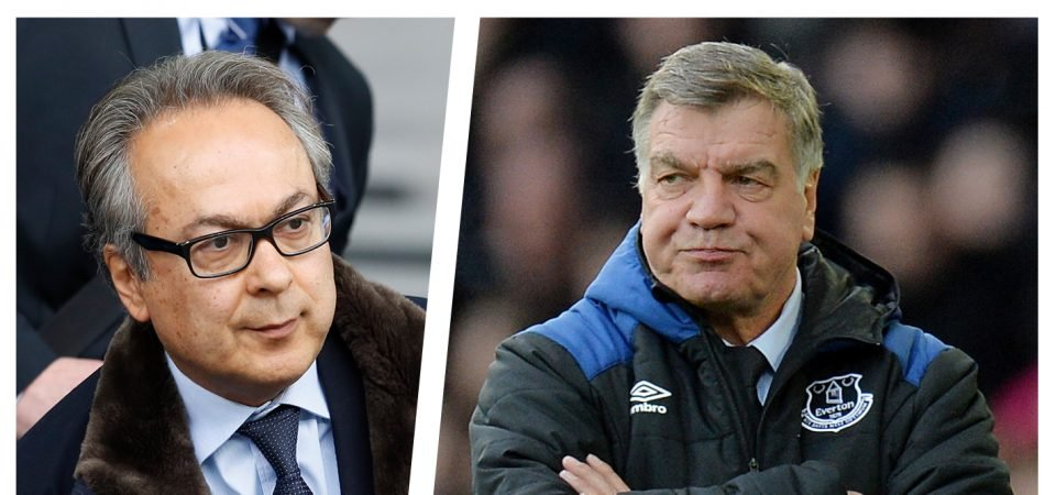 Big Talking Point: Should Everton sack Sam Allardyce?