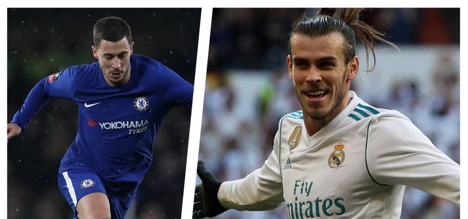 In focus: Gareth Bale plus cash deal for Hazard could give Chelsea better aerial threat