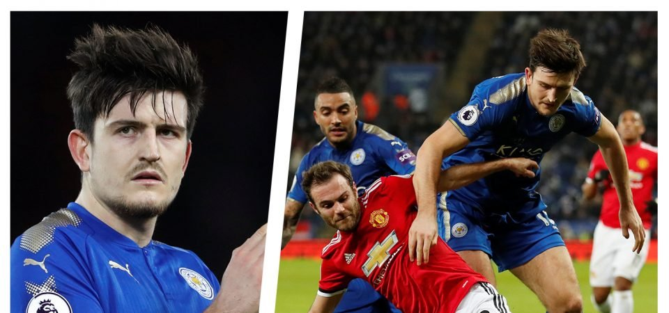 Big Talking Point: Would Harry Maguire get in to Man United's best XI?
