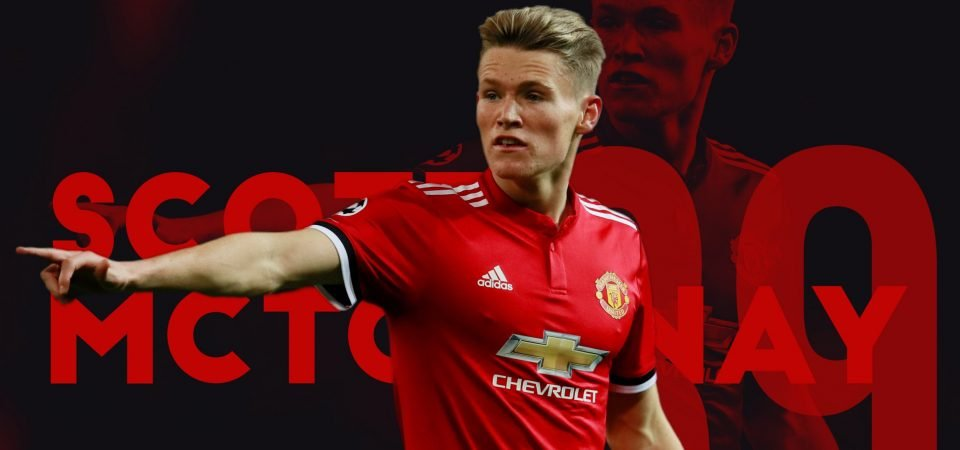 Player Zone: McTominay a rare breed of youngster who embraces the Mourinho ethos
