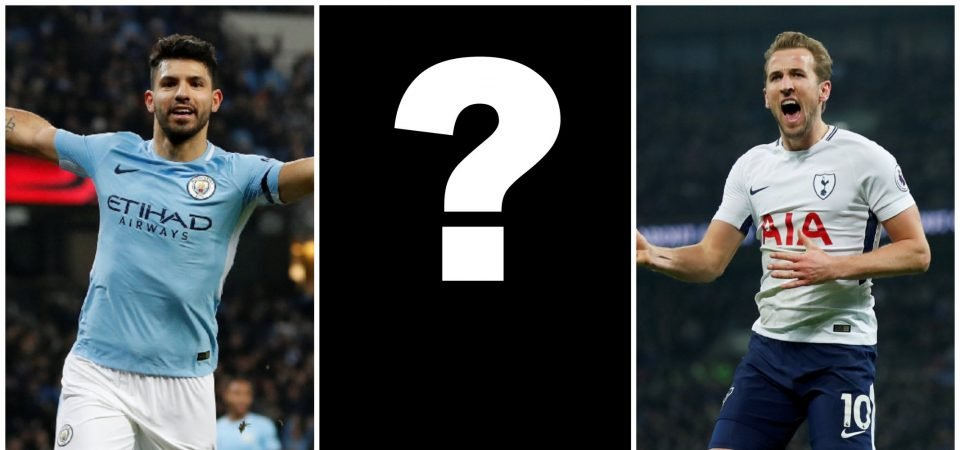 Big Talking Point: Who is the third best striker in the Premier League?
