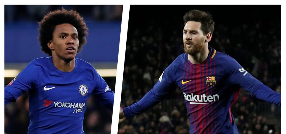 Chelsea fans are excited for huge Barcelona clash