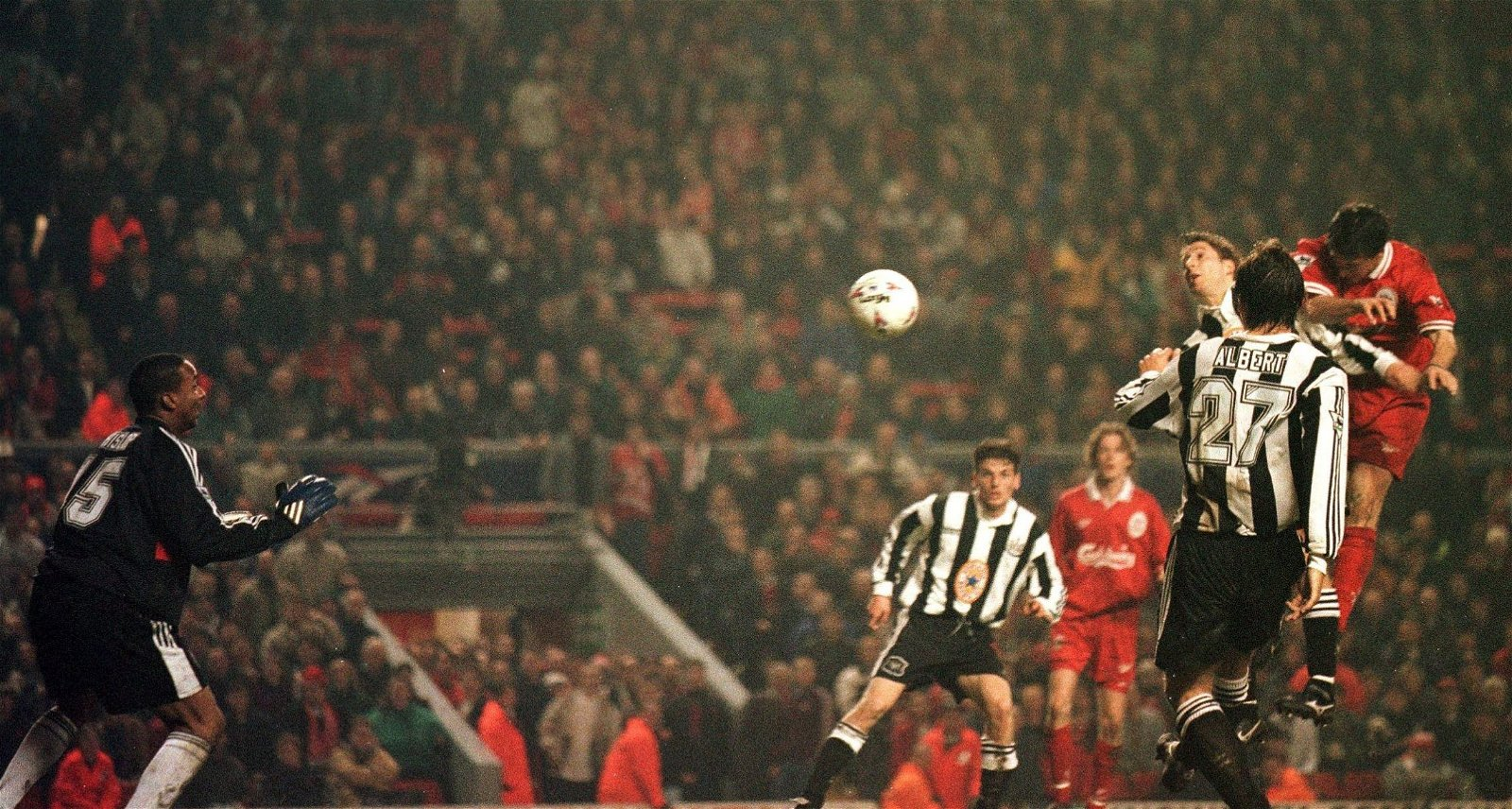 PL25: When Liverpool and Newcastle astounded us all over again