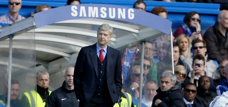 PL25: Thousand-strong Wenger vanquished by his foe as Arsenal collapse at the Bridge