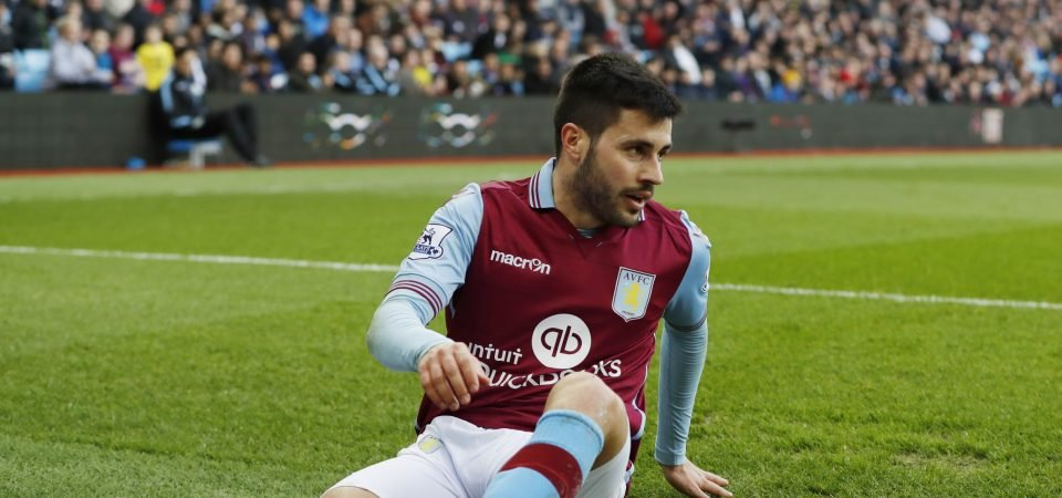 Aston Villa should get what they can for Carles Gil