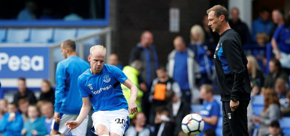 HYS: Does Davy Klaassen deserve another chance at Everton?