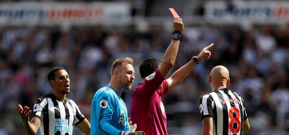 Newcastle fans react to news Andre Marrier will referee huge Southampton clash