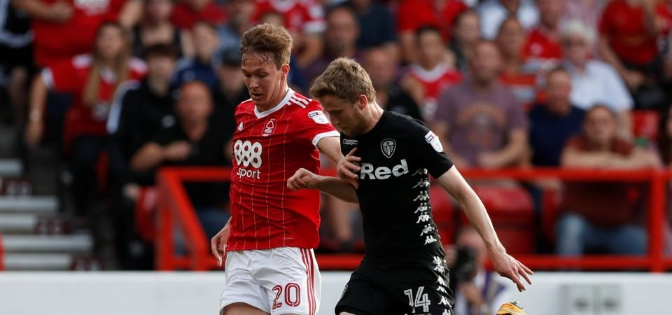 Leeds fans beg Paul Heckingbottom not to start Eunan O'Kane against Wolves