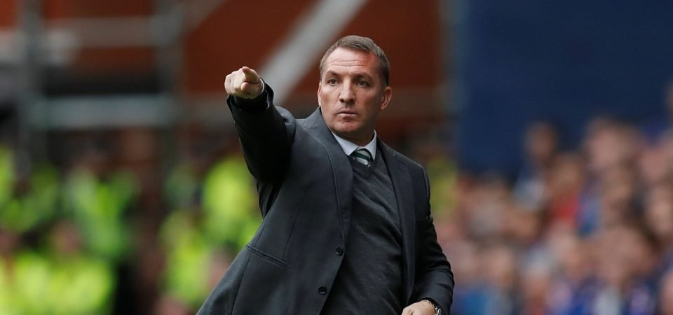 Celtic fans tell Rodgers which formation he should use instead of 3-4-2-1 vs Rangers