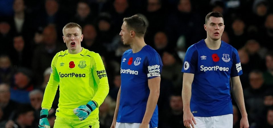 Jagielka reveals how he has helped Keane be a 'boss' at Everton