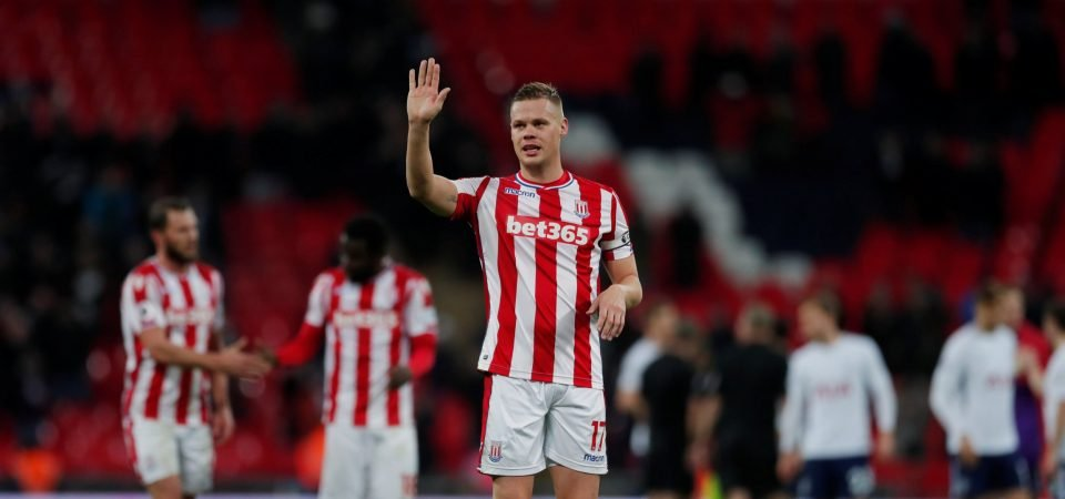Arsenal fans defend Ryan Shawcross after serious injury prompts awful response
