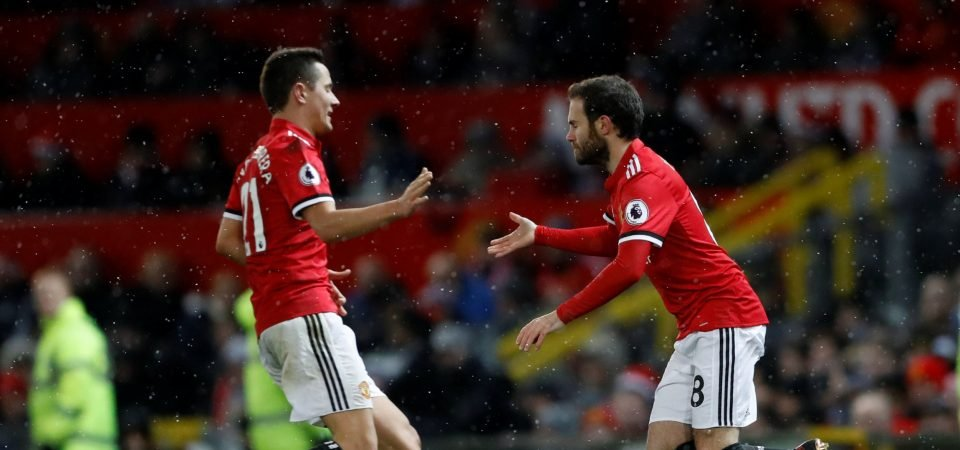 Futures of Man United duo Mata and Herrera likely to depend on summer business