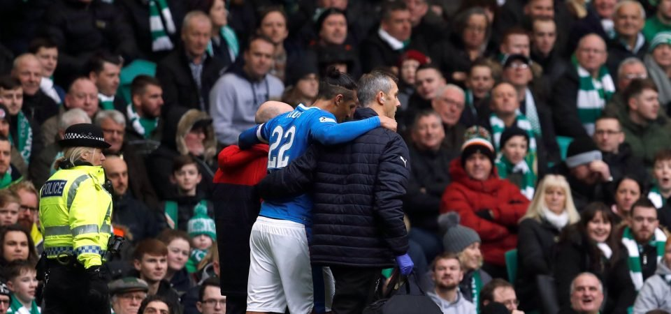 Rangers fans are worried about Bruno Alves if he starts Old Firm derby against Celtic