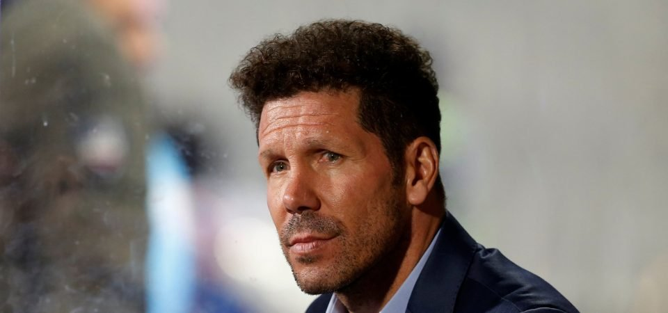 Revealed: 65% of Everton fans want club to hire Simeone over Enrique
