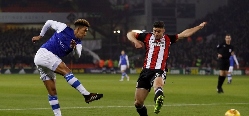 Sheffield Wednesday fans hated Liam Palmer's performance on Saturday