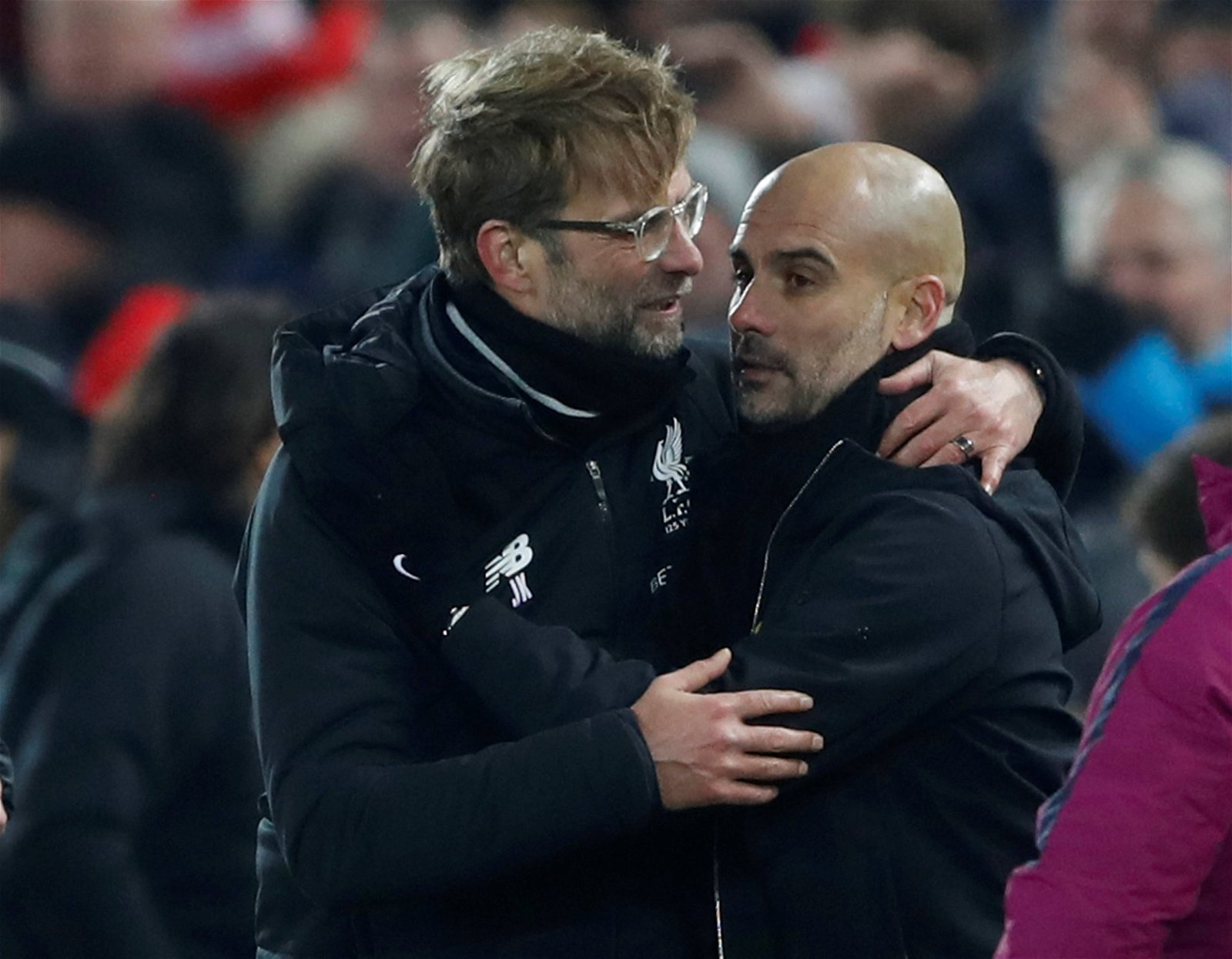 A New Classic: Liverpool and Man City kindle a new English rivalry