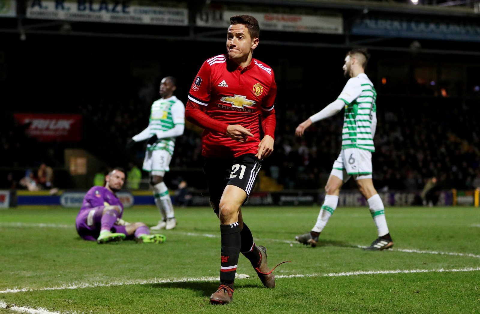 Ander Herrera's demise shows Jose Mourinho is a bad fit for United