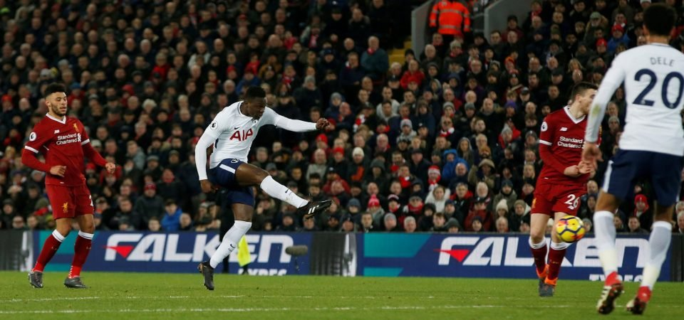 Tottenham Hotspur mocked by rival fans as Wanyama wins Goal of the Month award