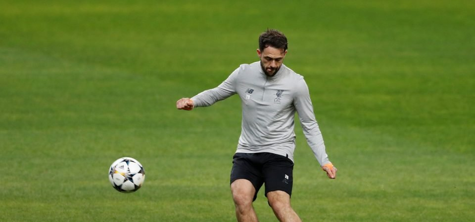 Liverpool fans pleased Danny Ings is prepared to call it quits at Anfield