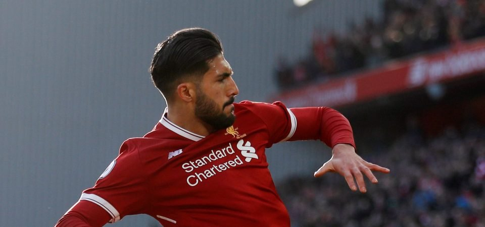 Liverpool should give up on trying to keep Emre Can given his outrageous demands