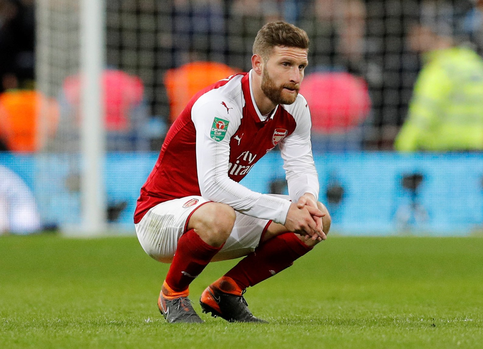 Mustafi's loss of form should not come to symbolise Arsenal's failings