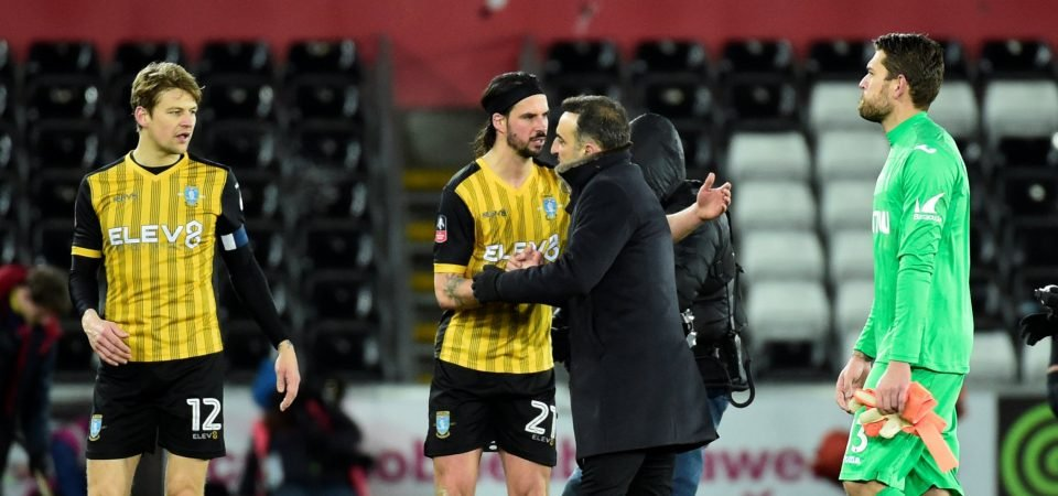 Wednesday fans back Boyd as he slams Carvalhal