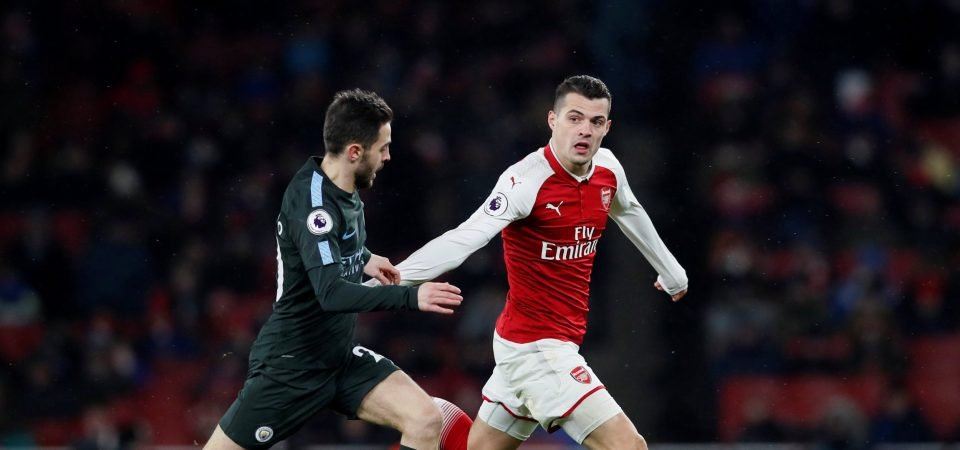 Arsenal's players finally show some fight despite another 3-0 win for Man City