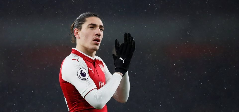 Bellerin hands new Arsenal manager early boost by pledging his future to the club