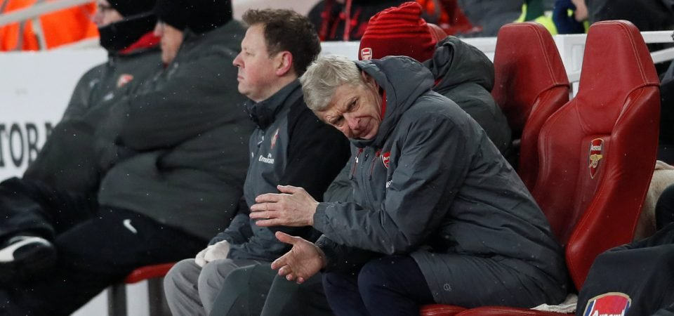 Wise hits out at Arsenal mentality