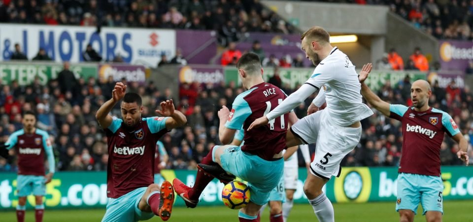 Defensive injuries cost West Ham, claims Byram