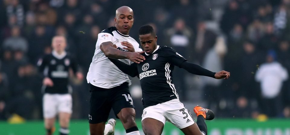 Liverpool fans urge club to sign Sessegnon this summer after latest Fulham display