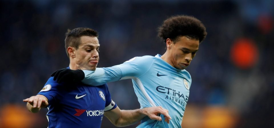 Azpilicueta the only player who can hold his head high after Man City defeat